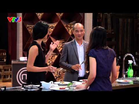 Vua đầu bếp 2014 - Tập 3 - Chân gà nhồi - Minh Nhật