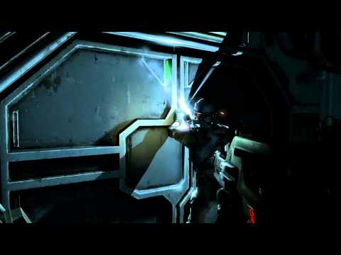 Aliens: Colonial Marines трейлер