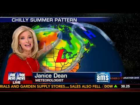 Extreme Weather : Polar Vortex sweeps the Midwest bringing Record Low Temps (Jul 15, 2014)