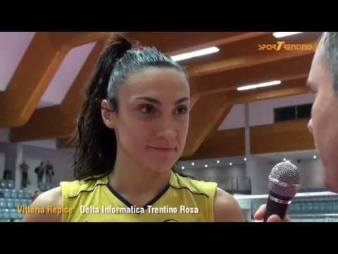 Copertina video Vittoria Repice (Trentino Rosa)