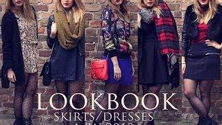 funnypilgrim – Lookbook: Röcke und Kleider A/W 2013