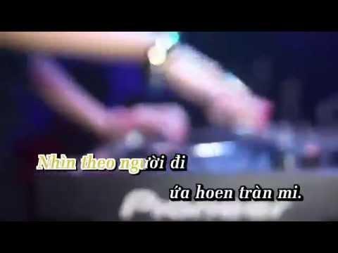 [Karaoke HD] Người Đã Yêu Ai Remix - Châu Khải Phong