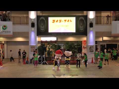 エイサーナイト2016/6/25(土)@ミュージックタウン1F 音楽広場