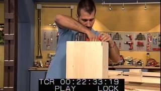 Construcción de cama de madera - 2ª parte