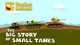 Tanktoon - Příběh malých tanků 1