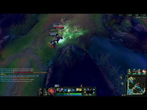 Wukong Jungle - Full League of Legends Gameplay - Lets Play LoL - Ranked Game #22