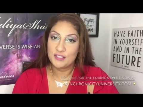 Full Moon Love and Truth March 12-18 2017 Astrology Horoscope by Nadiya Shah