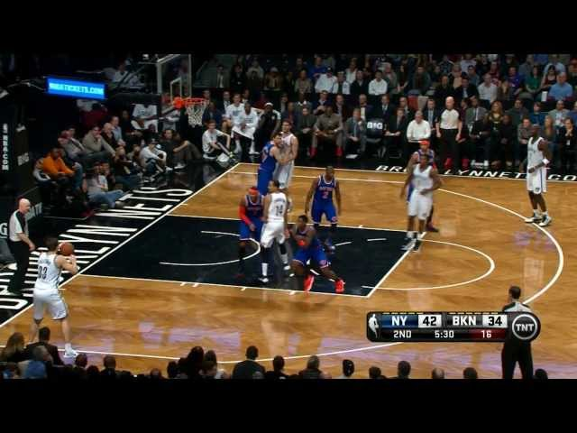 Shaun Livingston Serves Up the Sweet Behind-the-Back Dish