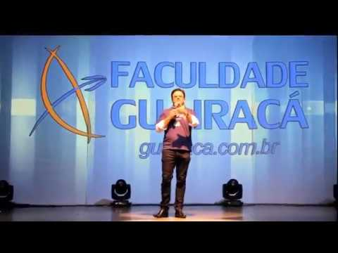 Aula inaugural da Faculdade Guairacá