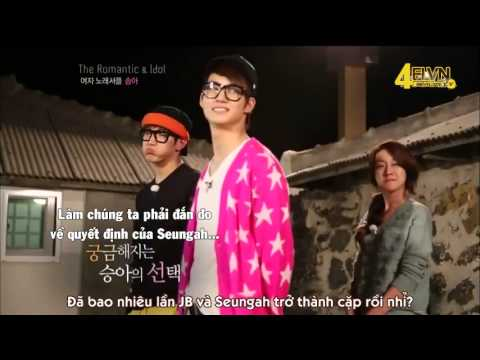 [Vietsub] 121216 The Romantic & Idol Ep 6