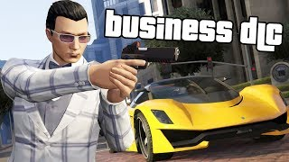 GTA 5: NEW Business Update Pack -- GTA V DLC