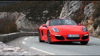 The 2012 Porsche Boxster S - CHRIS HARRIS ON CARS videos