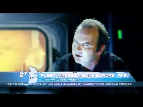 Видео Mass Effect 3 - Начало вторжения.