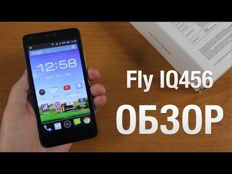 Видео обзор Fly IQ456 Era Life 2