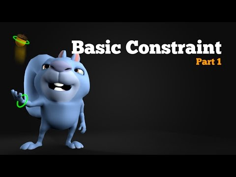 Maya: Link Constraint