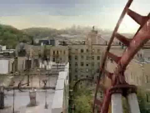 Barclay Card - NYC Roller Coaster Commercial