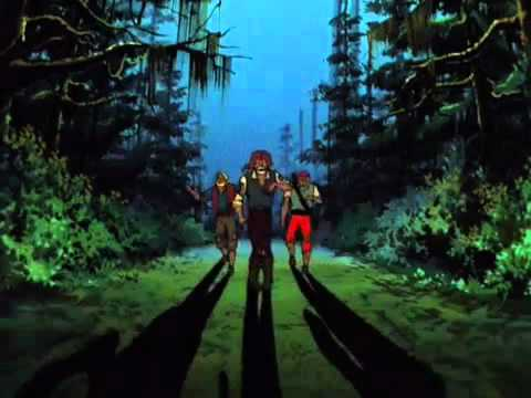 Scooby Doo on Zombie Island - It's Terror Time Again, Hope you enjoy this.