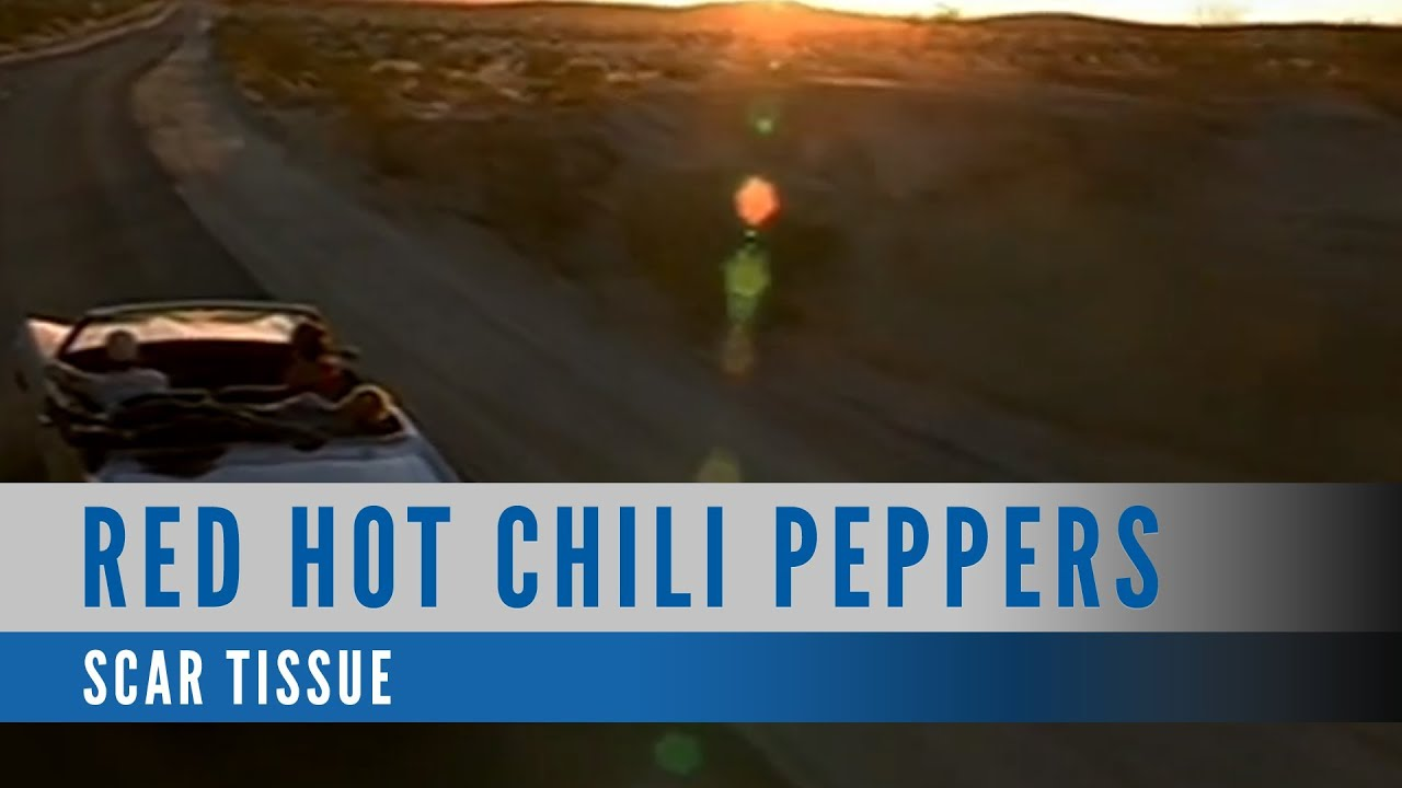 Red Hot Chili Peppers - Scar Tissue (Official Music Video