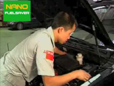 Nano Technology car Fuel Saver New System