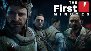 First 15 Minutes of Blood of the Dead - Call of Duty: Black Ops 4 Zombies