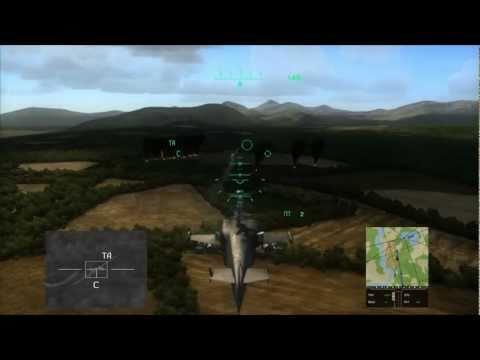 Видео №2 (управление вертолетом)
