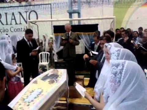 Funeral Hino 33 Anciao de Juara MT Ir. Ze da Prova