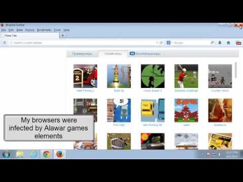 How to uninstall remove Alawar games elements Firefox Chrome. Download Ala