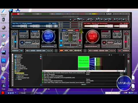 Virtual DJ Mashup Tips with DJ Darkz