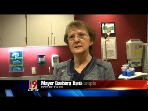 Tyler Mayor Proactive About Heart Health