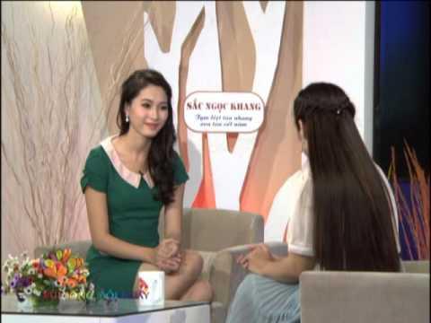 Trò chuyện với hoa hậu VN Đặng Thu Thảo - Vui Sống Mỗi Ngày [VTV3 - 30.10.2012]