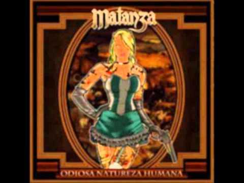 Matanza - Remédios Demais (NOVA cd Odiosa Natureza Humana)