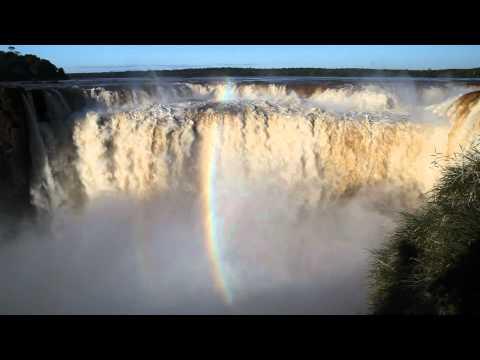 Cataratas del Iguazu, Argentina - Junio 2012 HD