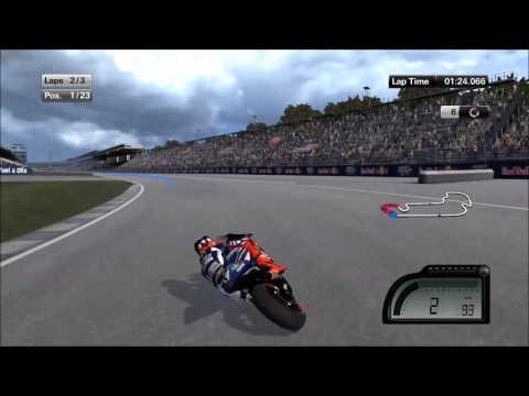 MotoGP 14 - Indianapolis Motor Speedway | Indianapolis Gameplay [HD]