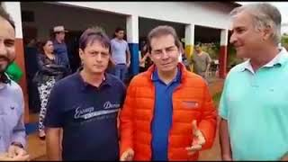Deputado Paulinho da Força visita assentamento em São Paulo