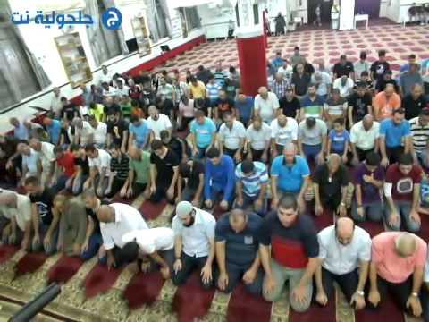 صلاة العشاء والتراويح 21 من رمضان من مسجدالبخاري  -