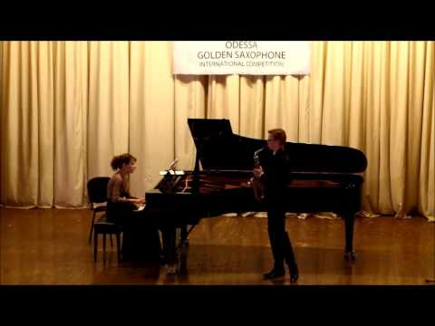 Versavel Wouter – Concerto Caproccop pm a Theme of Paganini Gregori Kalinkovich