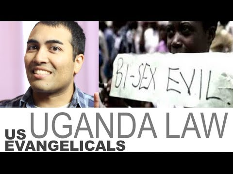 US Evangelicals and Uganda Anti Homosexuality Laws