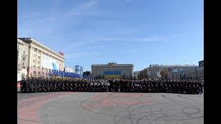 Участь Харківського національного університету внутрішніх справ в урочистих заходах