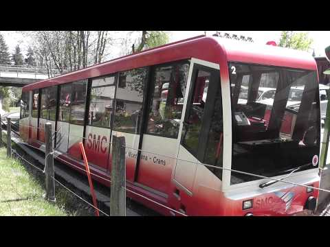 Funiculaire Sierre - Montana - Crans (2)