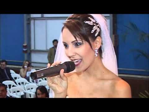 Soube Que Me Amava - Aline Barros | Por Érika Kroll