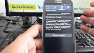 Como Liberar Memoria Ram En Android Samsung Galaxy S3
