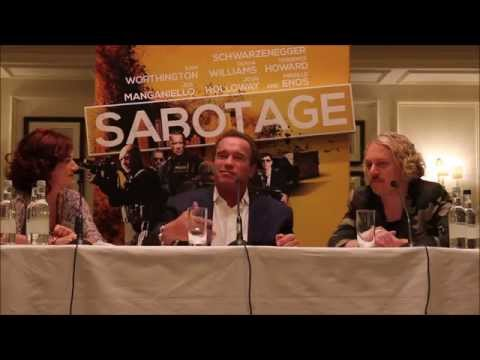 Sabotage Press Conference Part 1