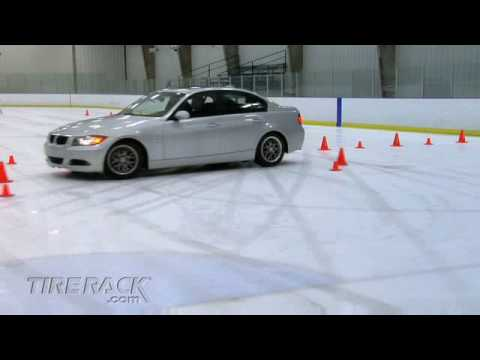 Tire Rack Tire Test - Winter/Snow vs. All-Season vs. Summer Tires on I