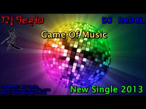 New Single DJ-Segio Feat. DJ RedeL Game Of Music