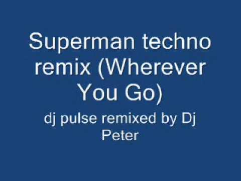 Dj pulse superman