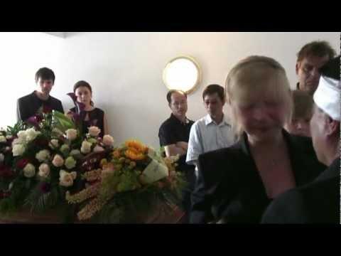Phút giã biệt (Hình ảnh tang lễ xúc động nhất tại CHLB Đức 2012 )