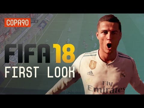 EXCLUSIVE: A First Look At FIFA 18!