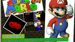 [TUTORIAL] Instalar Emulador Nintendo 64 E Roms Para Android !
