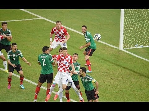 Mexico v Croatia, World Cup 2014: as it happened