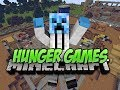 Minecraft: HUNGER GAMES #13 w/ PocketIsland
